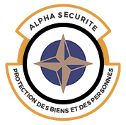 ALPHA SECURITE - logo