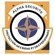 ALPHA SECURITE - logo